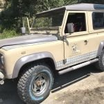 Land rover 90 / 2 places
