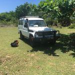 Land Cruiser LJ73 / 4 places