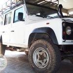 Land Rover 200 tdi
