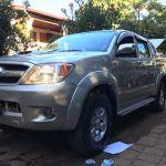 Toyota hilux 3.0 D4D double cabine